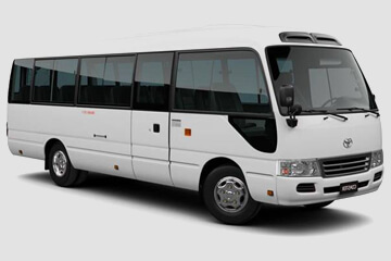 Mini Coach Hire in Leeds